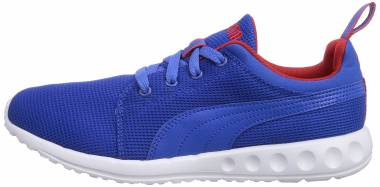 Puma Carson Runner - Azul Blau 05 Strong Blue High Risk Red (35748205)