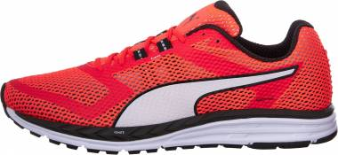 Puma Speed 500 Ignite - Red Blast / White / Black