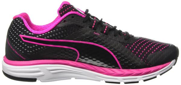 Puma Speed 500 Ignite woman black (black/pink 03)