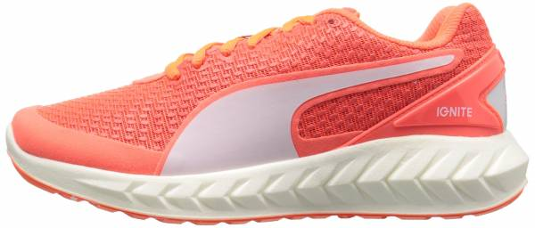 Puma Ignite Ultimate 3D Fluorescent Peach/White