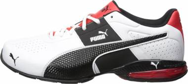 Puma Cell Surin 2 FM - White-black-flamescarlet (18987601)