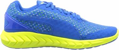 Puma Ignite Ultimate Layered - Blau Electric Blue Lemonade Puma White Safety Yellow 03 (18899903)