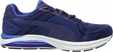 Puma Speed 600 S Ignite Blue Depths / Lapis Blue / Coral Men