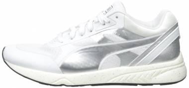 Puma 698 Ignite Silver Men
