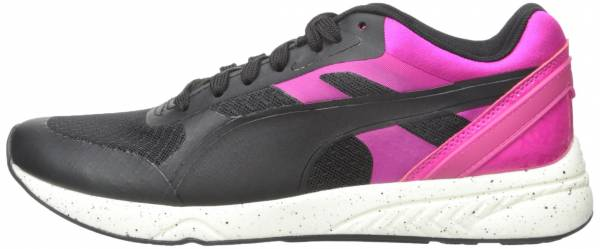 Puma 698 Ignite - Black Pink Glow White