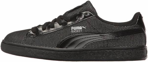 Puma Basket Reset - Black (36271301)
