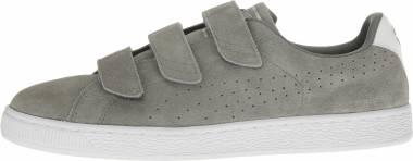 Puma Basket Classic Strap - Grey
