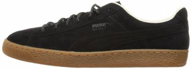 Puma Basket Classic Winterized - Black