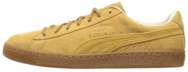 Puma Basket Classic Winterized - Yellow