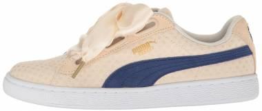 online retailer 3ebe8 09317 Puma Basket Heart Denim