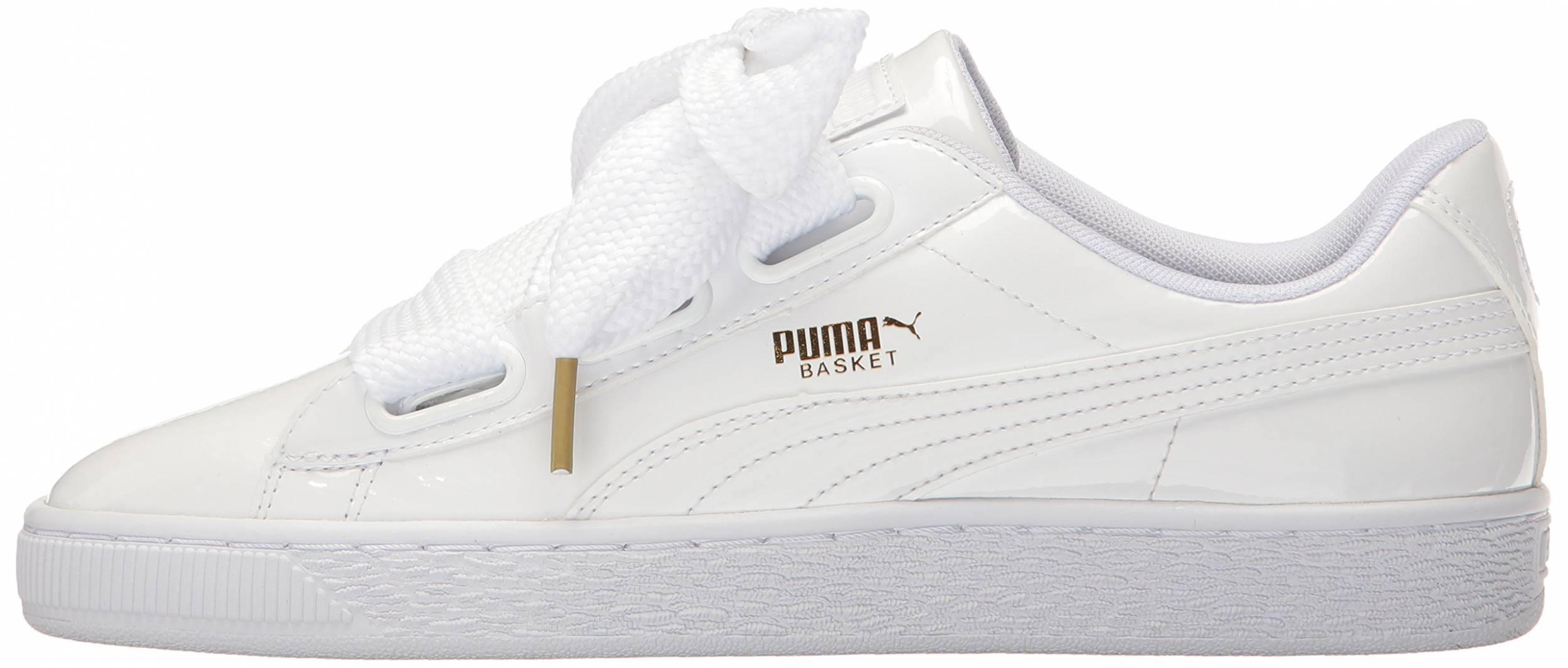 Puma Basket Heart Patent