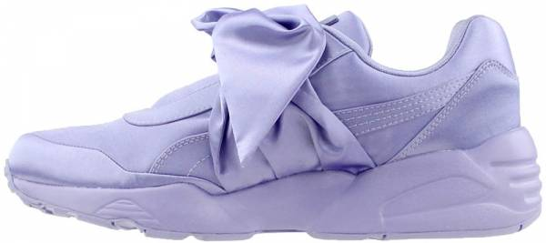 Puma Bow - Purple