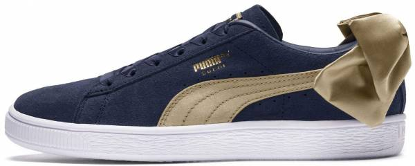 puma suede ribbon