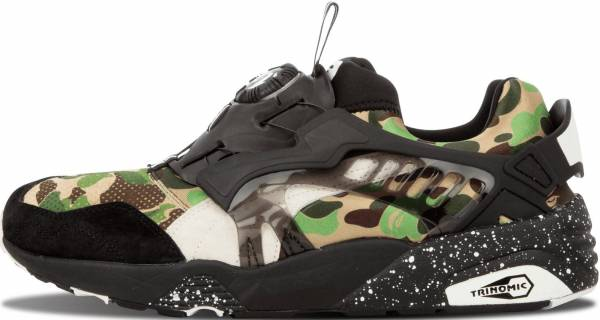 0507fe74ae41f Puma Disc Blaze x BAPE - All Colors for Men & Women [Buyer's Guide] |  RunRepeat