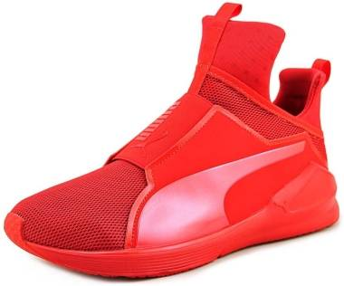 high top red pumas