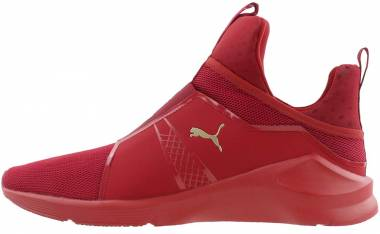 Puma Fierce Core - Red Dahlia