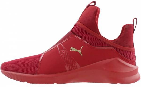 Puma Fierce Core Red Dahlia