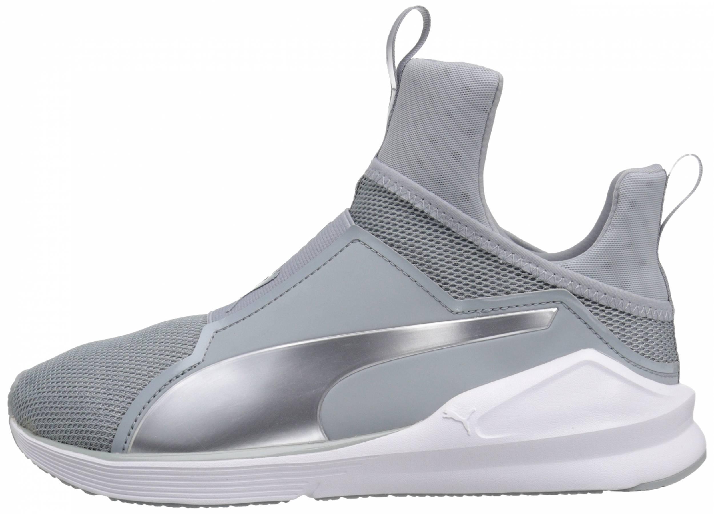 Puma Fierce Core sneakers in black grey (only $55) | RunRepeat