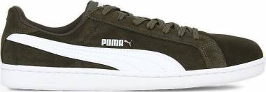 Puma Smash SD Green (Olive Night-white) Men