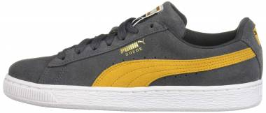 eab204339c05bb Puma Suede Classic Iron Gate-buckthorn Brown-puma White Men