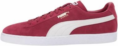Puma Suede Classic Purple Men
