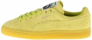 Puma Suede Classic Yellow Men