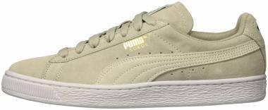 Puma Suede Classic - Gray Violet-puma White-gold (35546252)