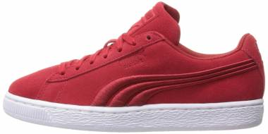 Puma Suede Classic Badge - Red