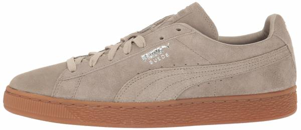 cheap for discount f27bd 5c03e brown puma suede