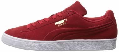 Puma Suede Classic Debossed - Red