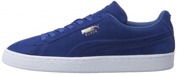 5cca7946e36 ... netherlands puma suede classic all blue 435db dc23b