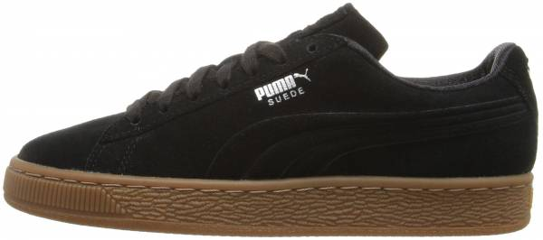 10 reasons to not to buy puma suede classic debossed. Black Bedroom Furniture Sets. Home Design Ideas