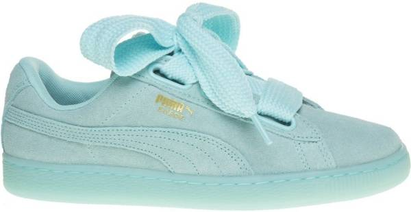 the latest dd02a 34015 Puma Suede Heart Reset