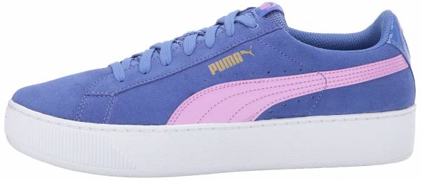 b0925f88b8fd Puma Vikky Platform Baja Blue   Smoky Grape