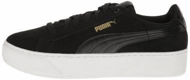 Puma Vikky Platform - Black / White (36328705)
