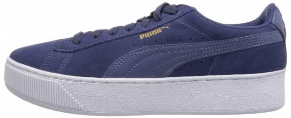 Puma Vikky Platform Blue Indigo-blue Indigo