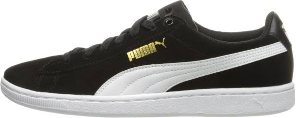 black and white pumas women's