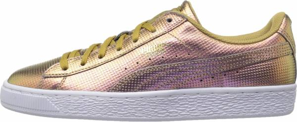 promo code bf472 abf26 Puma Basket Classic Holographic - All 3 Colors for Men & Women ...