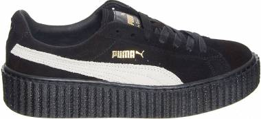 new products 663c4 de484 Puma x Rihanna Suede Creeper