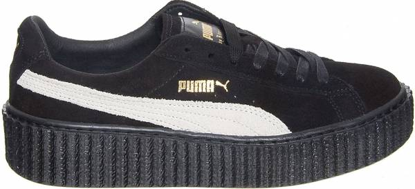 new products 4cc81 6a28a Puma x Rihanna Suede Creeper