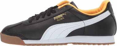 Puma Roma Puma Black/Orange Po Men