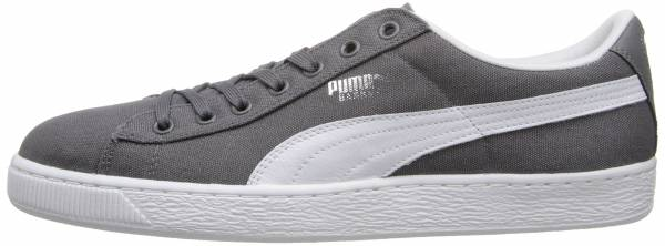 c4ab3aeaa423 Puma Basket Classic Canvas - All 3 Colors for Men   Women  Buyer s ...