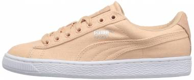 Puma Basket Classic Canvas - Pink