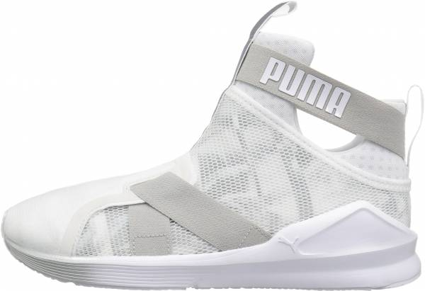 cba7feb742a Puma Fierce Strap Swan