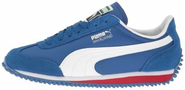 f606bbe2577a Puma Whirlwind Classic Dazzling Blue White Rose Red Men