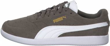 Puma Icra Trainer SD - Grey Steel Gray Puma White