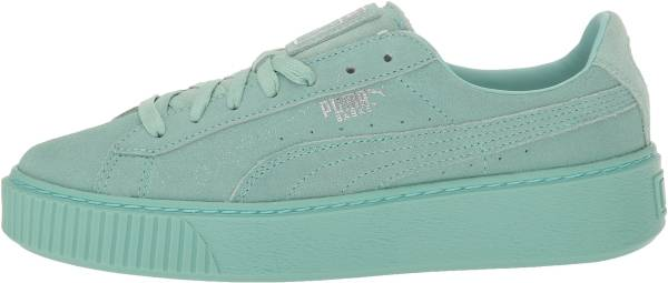 0d29011e0ef5 Puma Basket Platform Reset - All 4 Colors for Men   Women  Buyer s Guide