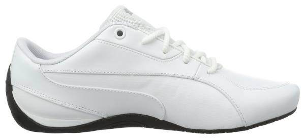 size 40 80d3b dd921 Puma Drift Cat 5 Core Puma White
