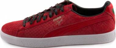 Puma Clyde GCC - Red