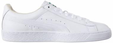 Puma Heritage Basket Classic Weiß (White-white) Men